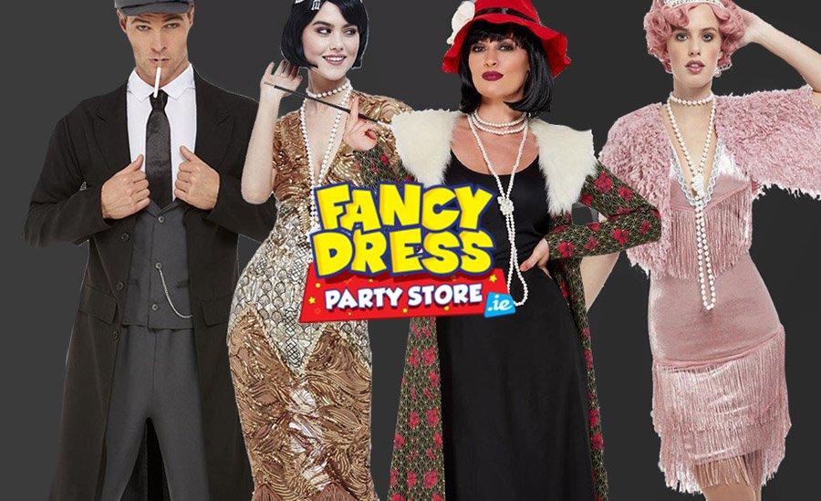 fancy dress store digital marketing