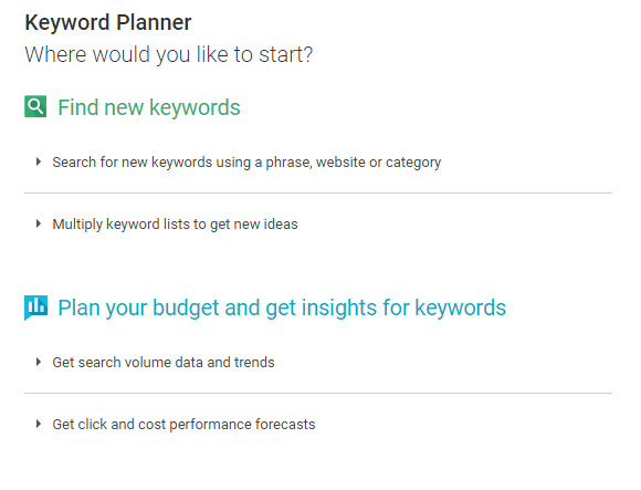 Keyword research before beginning a SEO campaign is still critical.
