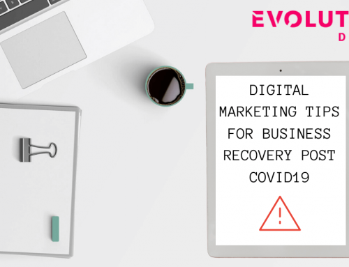 Digital Marketing For Business Recovery Post Covid-19