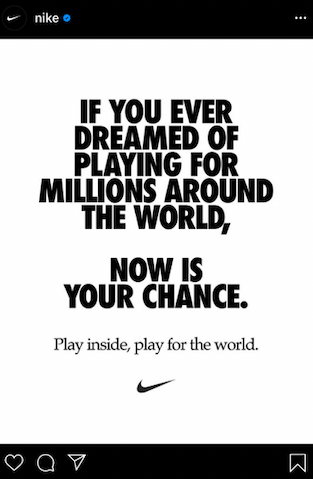 nike digital marketing