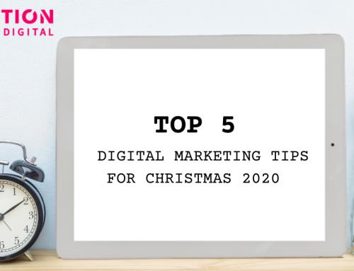 Digital Marketing Tips for Christmas 2020