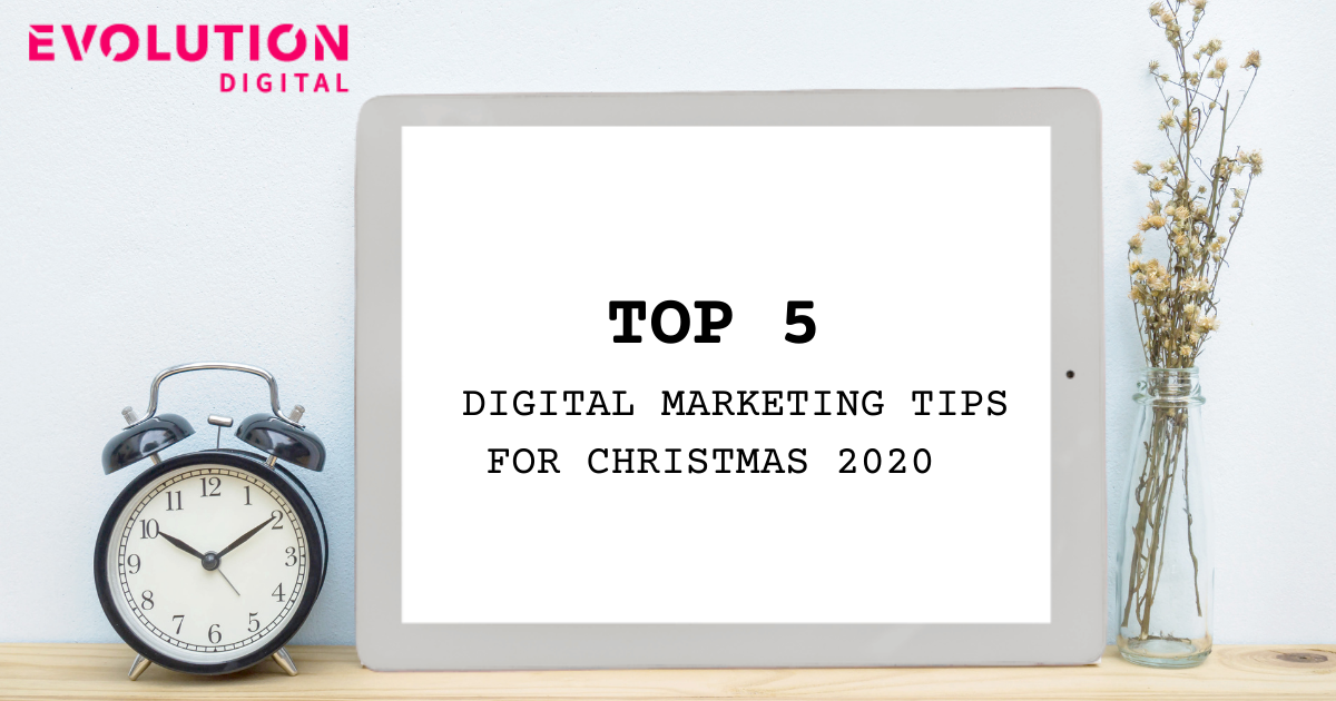 digital marketing christmas strategy