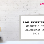 page experience google algorithm